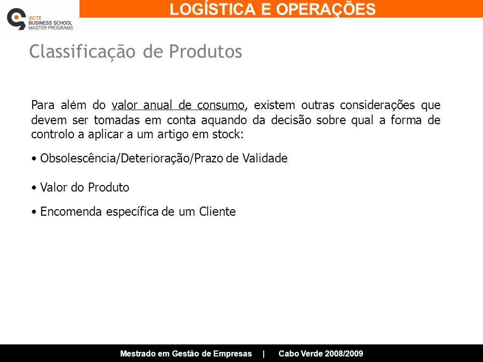 Classificação de Produtos