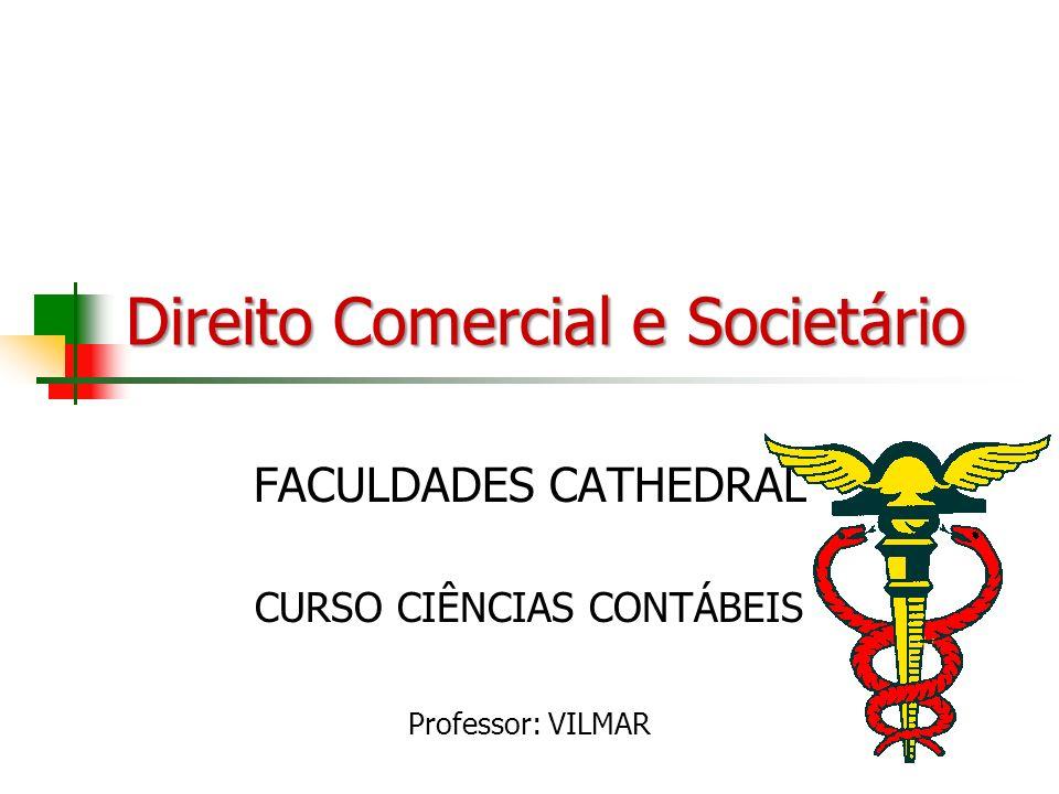 Direito Comercial e Societário