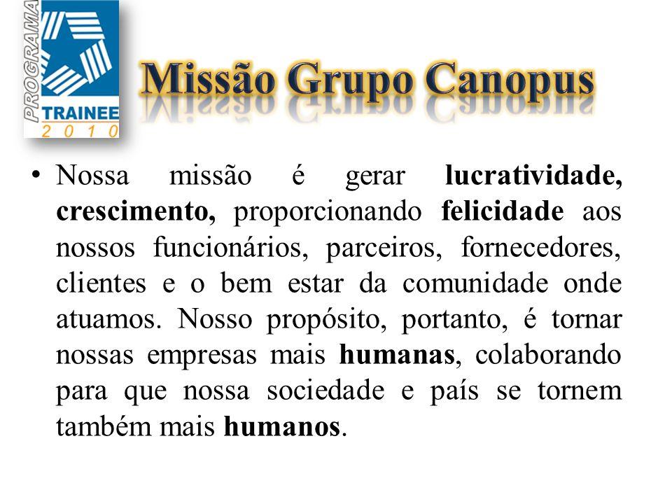 Missão Grupo Canopus