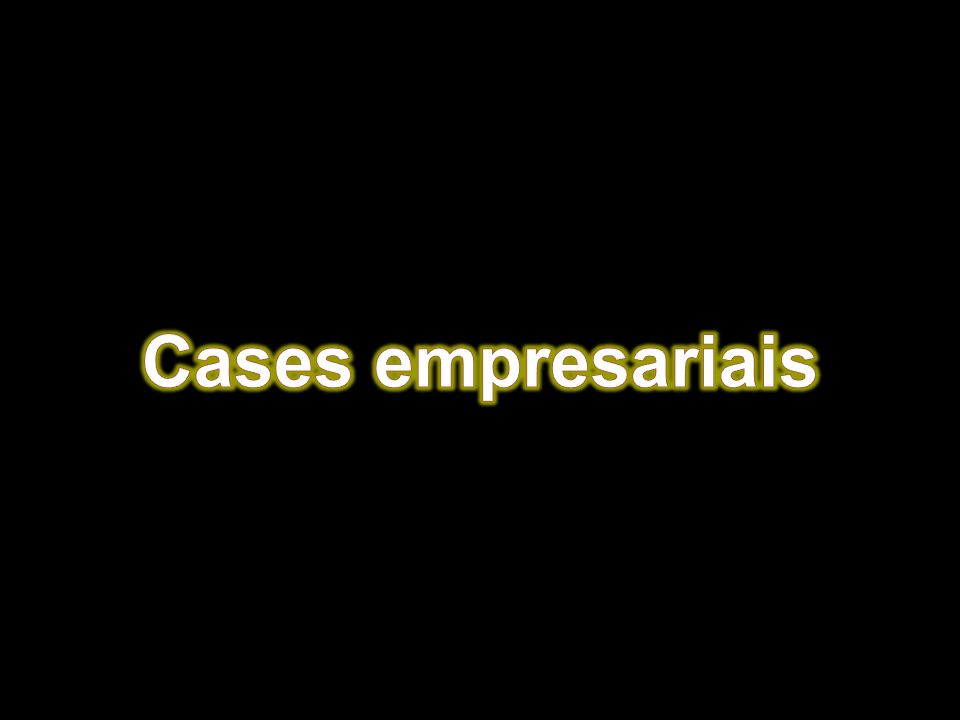 Cases empresariais