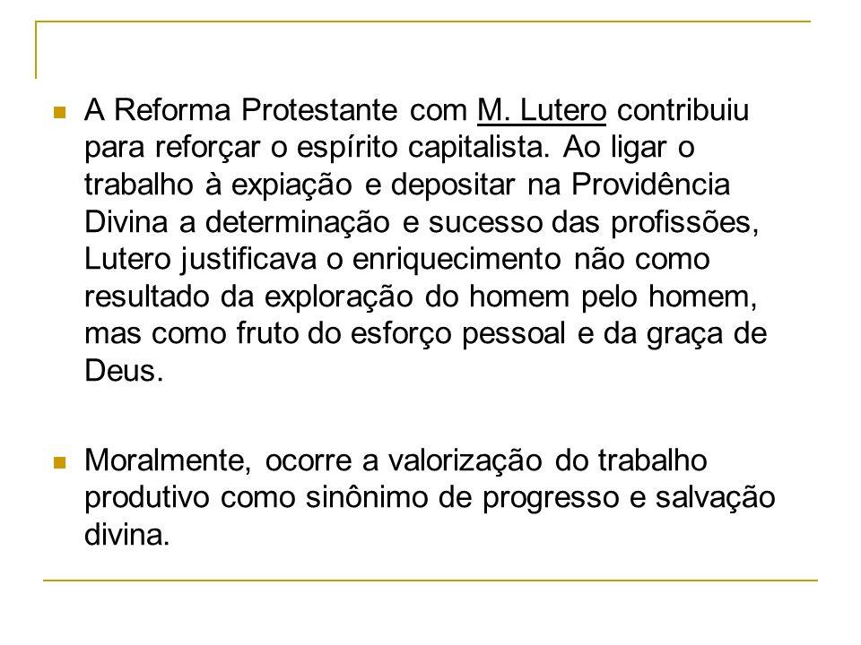 A Reforma Protestante com M
