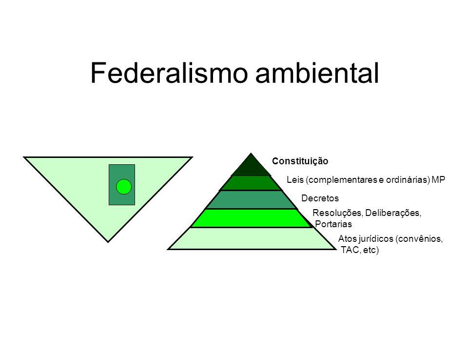 Federalismo ambiental