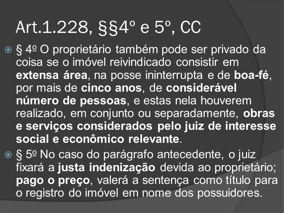 Art.1.228, §§4º e 5º, CC