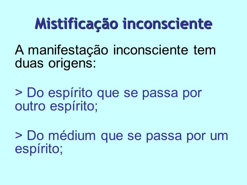 Mistificação inconsciente