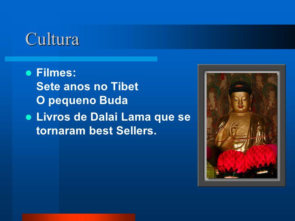 Cultura Filmes: Sete anos no Tibet O pequeno Buda