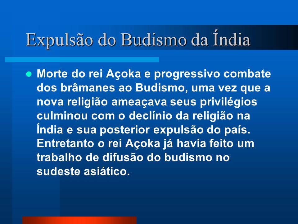 Expulsão do Budismo da Índia