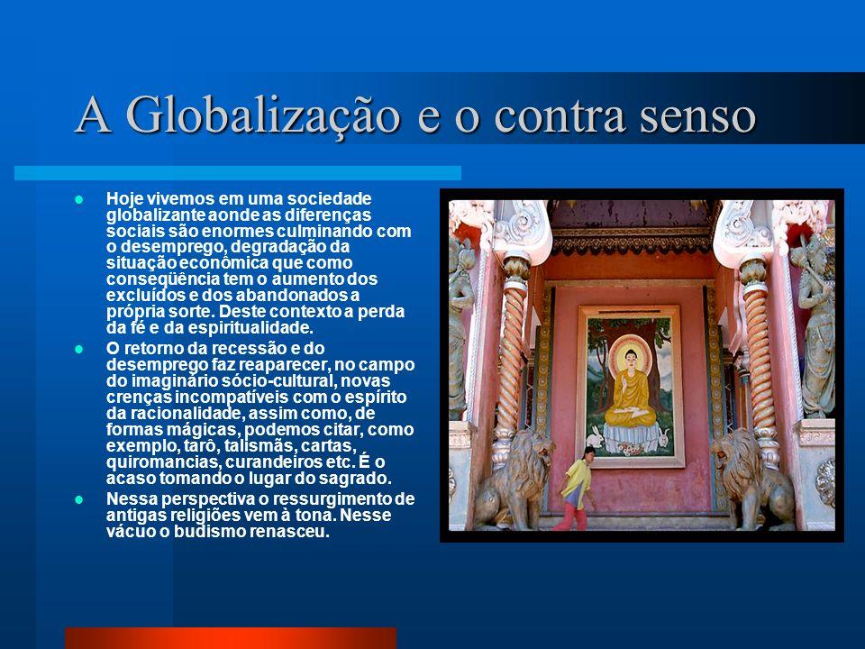 A Globalização e o contra senso