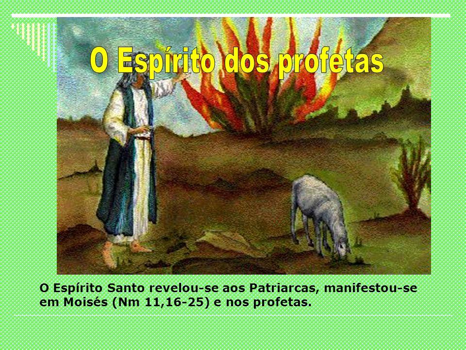 O Espírito dos profetas