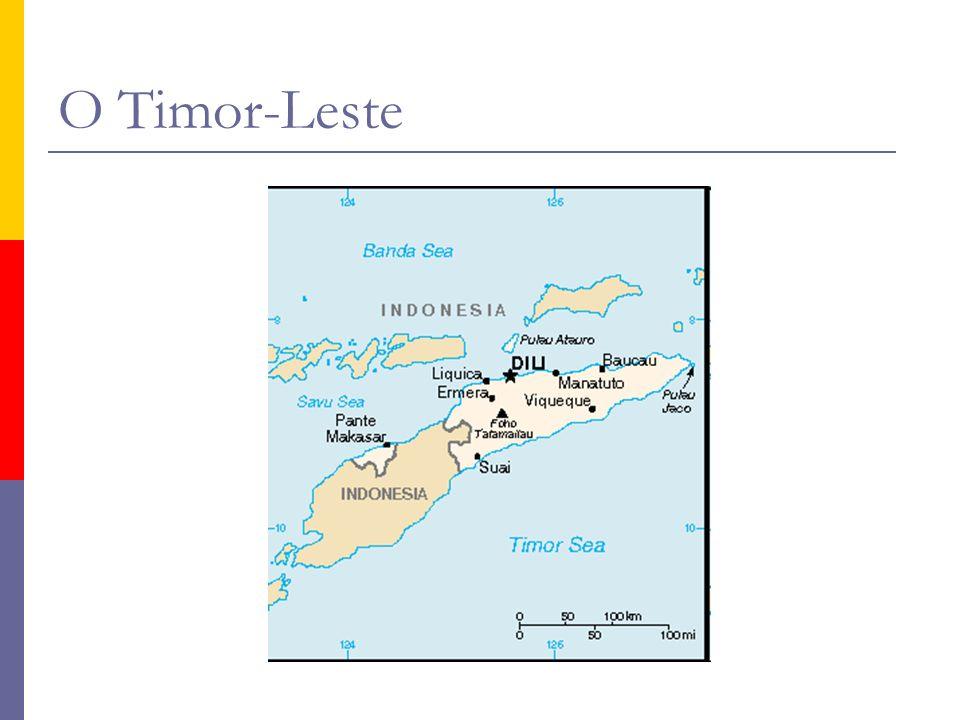 O Timor-Leste