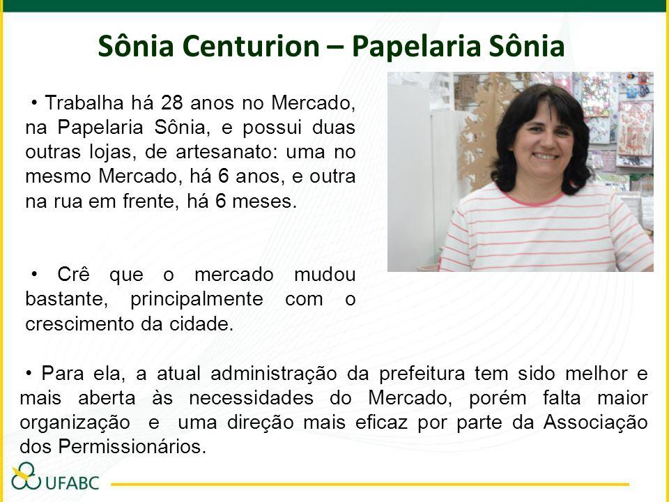 Sônia Centurion – Papelaria Sônia