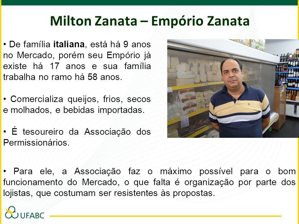 Milton Zanata – Empório Zanata