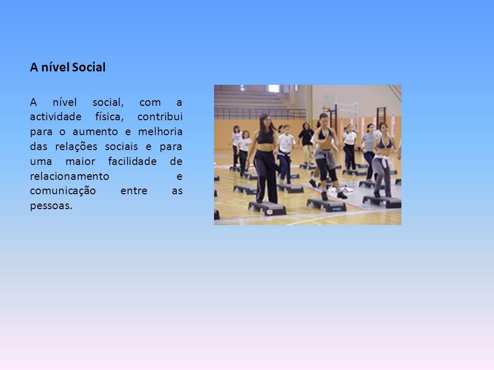 A nível Social