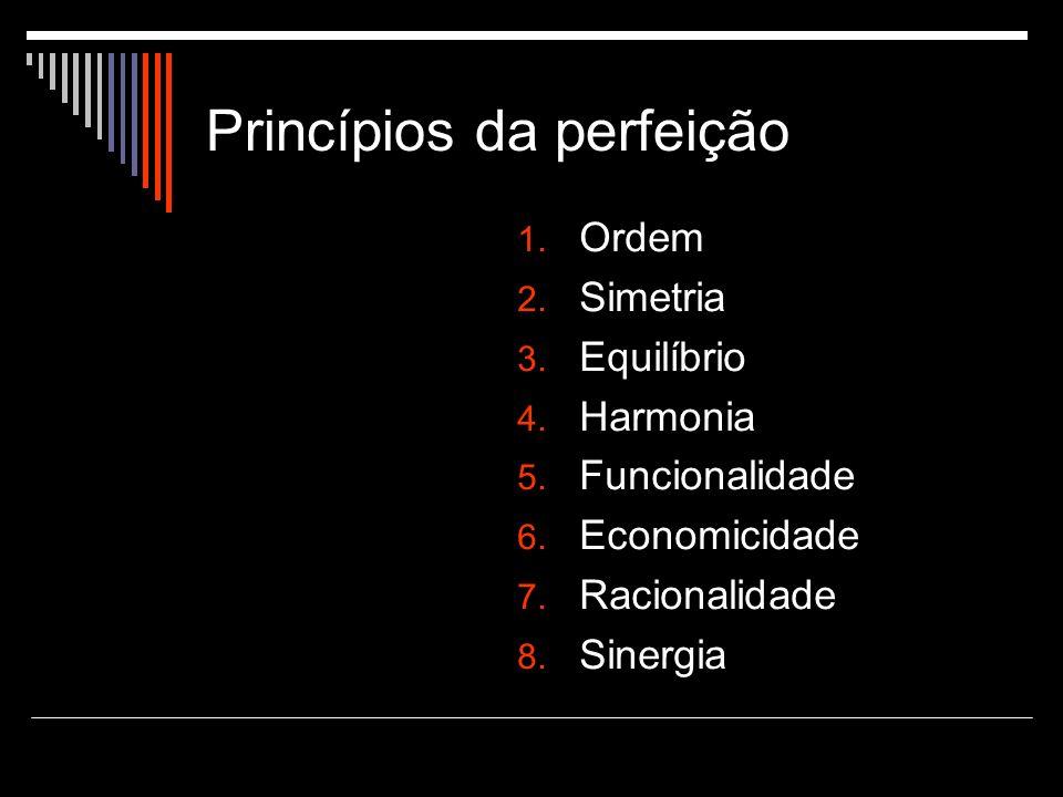 Princípios da perfeição