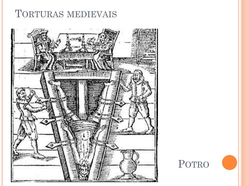 Torturas medievais Potro
