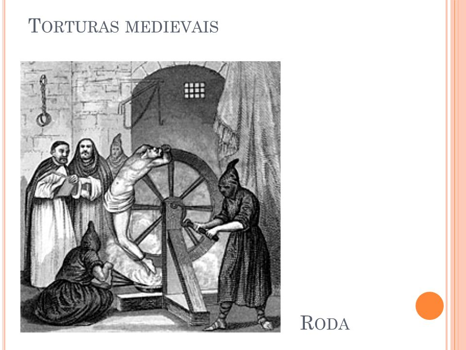 Torturas medievais Roda