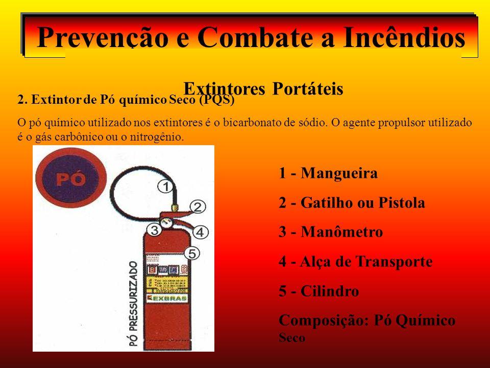 Prevenção e Combate a Incêndios