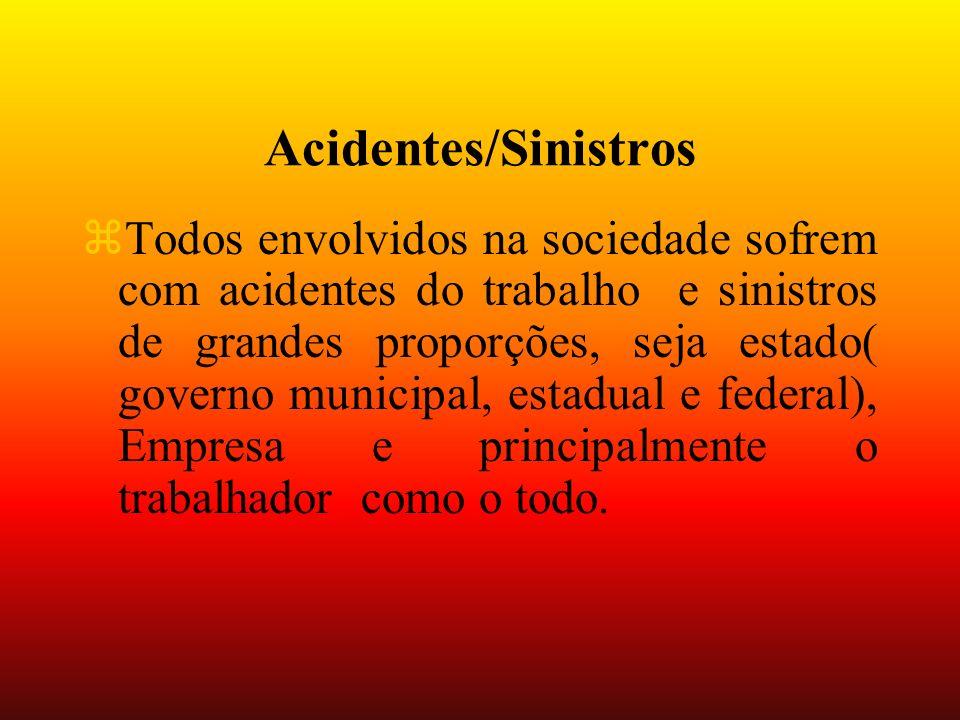 Acidentes/Sinistros