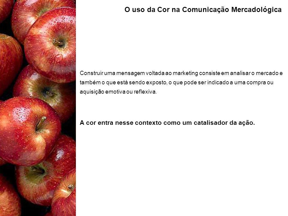 O uso da Cor na Comunicação Mercadológica