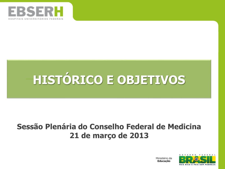 Sessão Plenária do Conselho Federal de Medicina