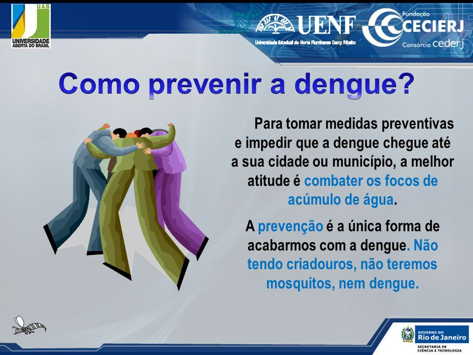 Como prevenir a dengue