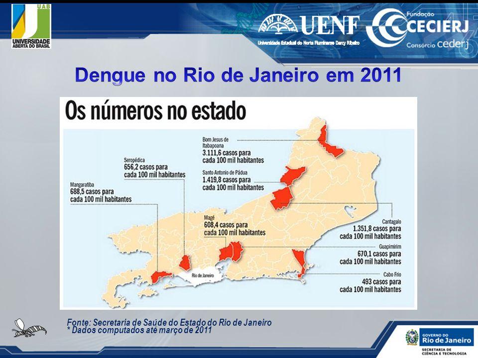 Dengue no Rio de Janeiro em 2011