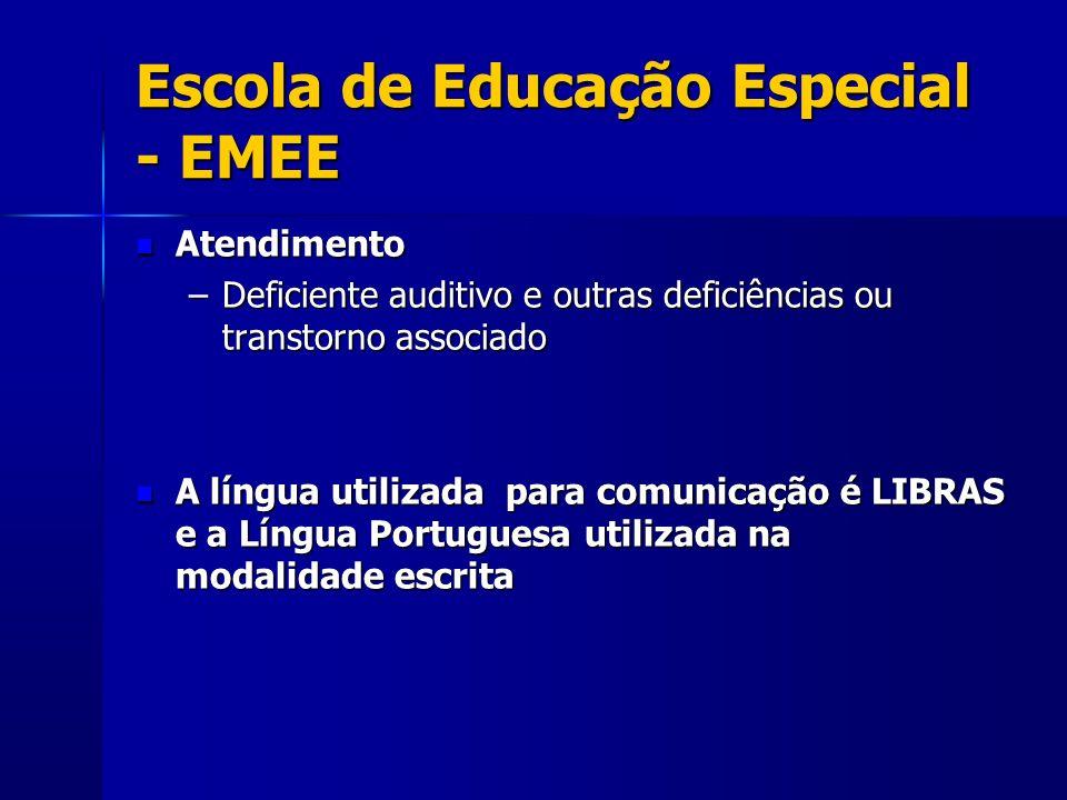 Escola de Educação Especial - EMEE