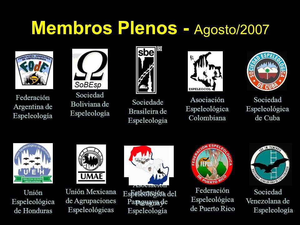 Membros Plenos - Agosto/2007