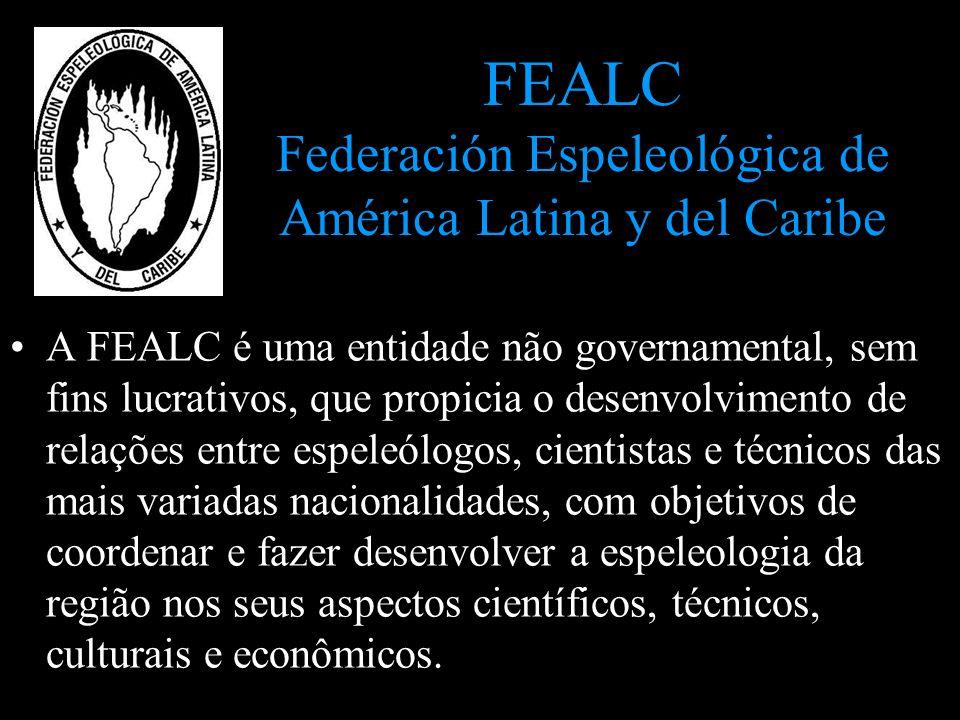 FEALC Federación Espeleológica de América Latina y del Caribe