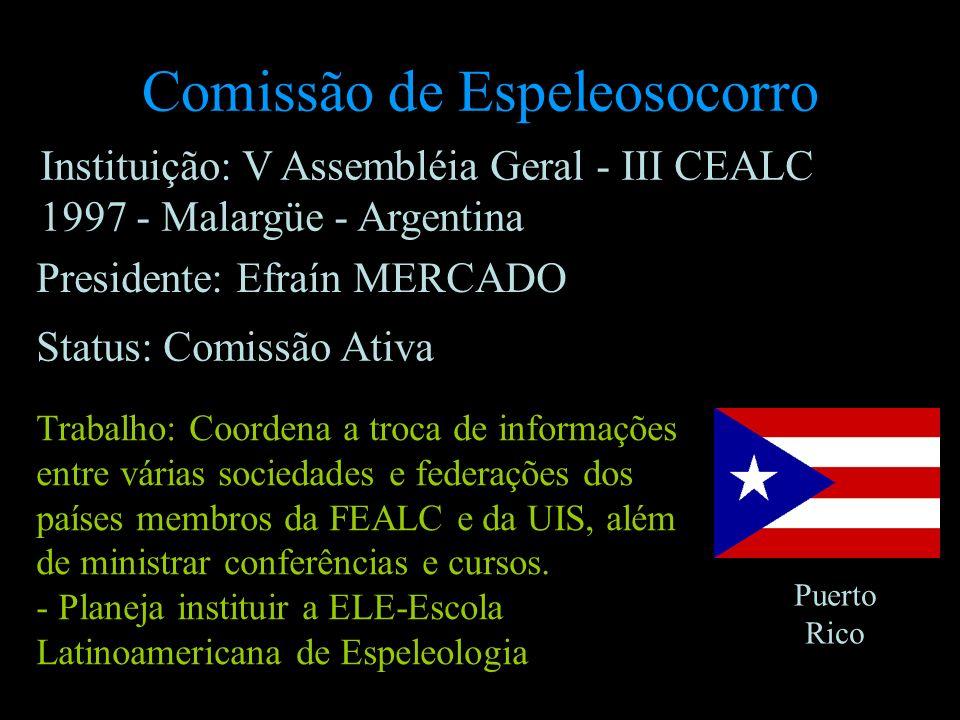 Comissão de Espeleosocorro