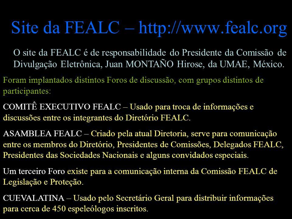 Site da FEALC – http://www.fealc.org