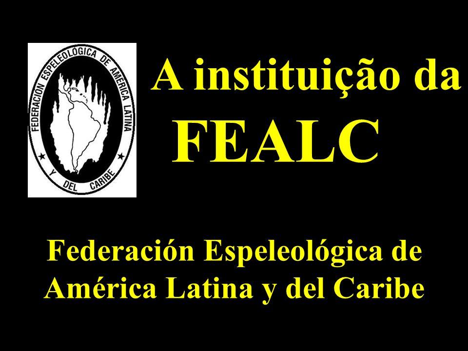 Federación Espeleológica de América Latina y del Caribe