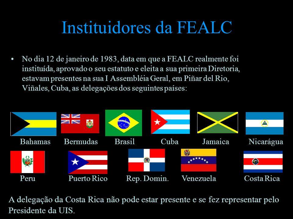 Instituidores da FEALC