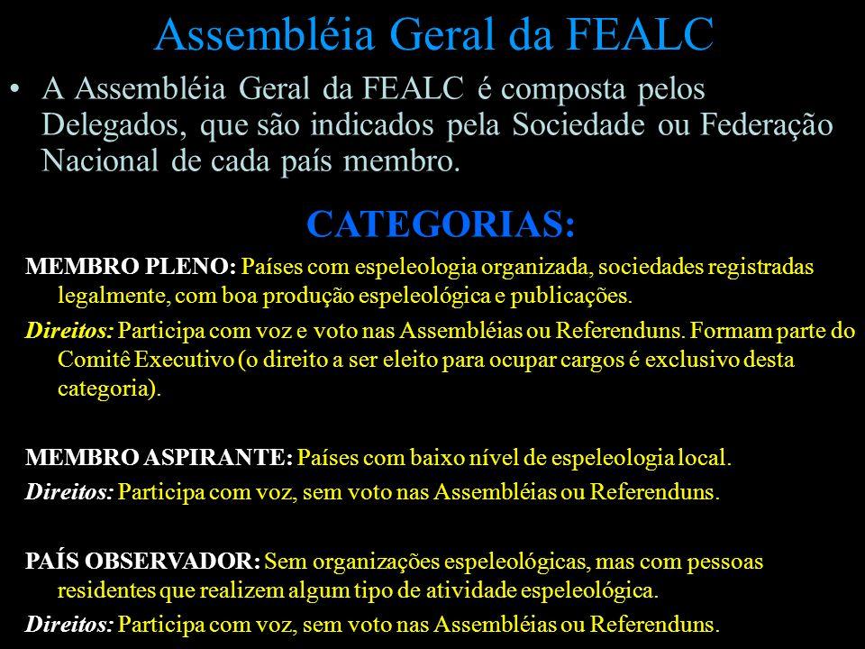 Assembléia Geral da FEALC