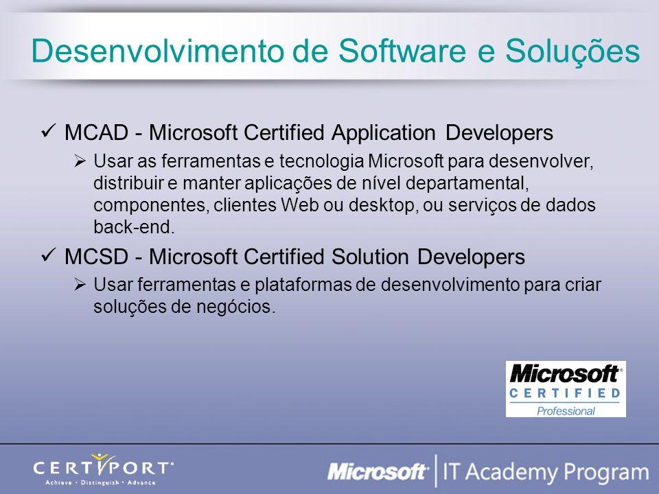 Desenvolvimento de Software e Soluções