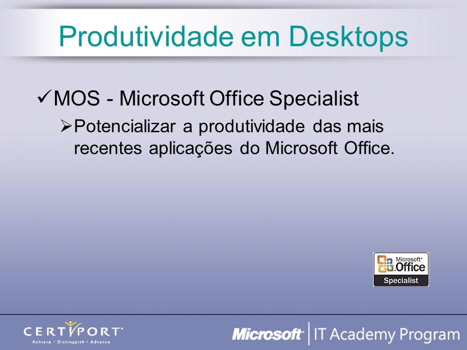 Produtividade em Desktops