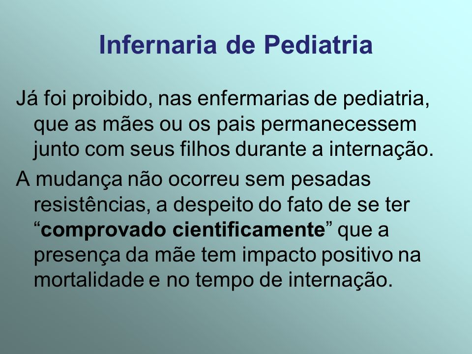 Infernaria de Pediatria