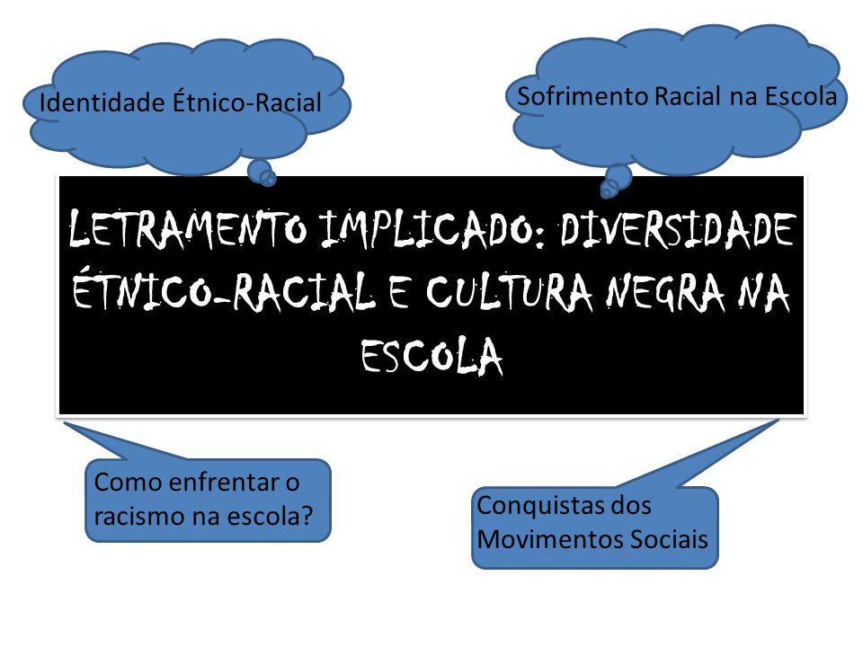 Sofrimento Racial na Escola