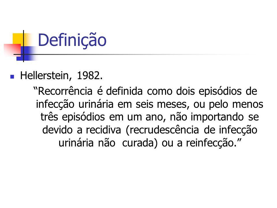 Definição Hellerstein, 1982.