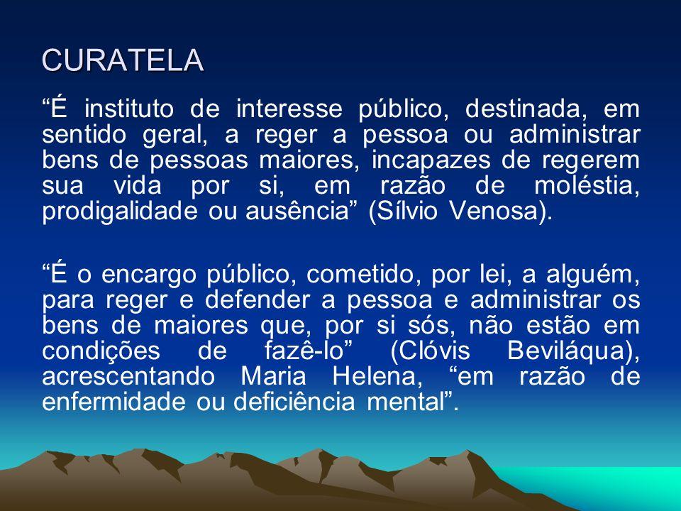 CURATELA