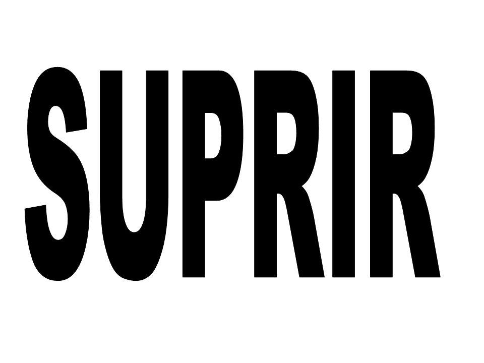 SUPRIR