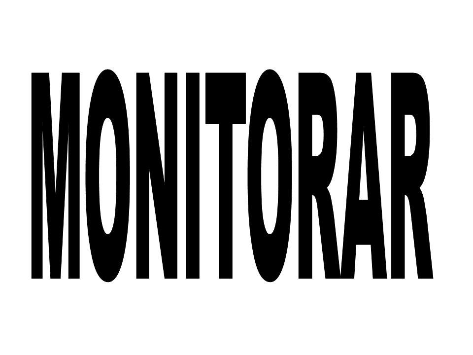MONITORAR
