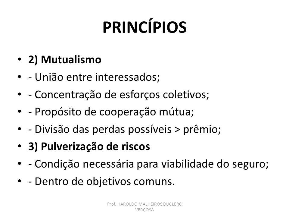 Prof. HAROLDO MALHEIROS DUCLERC VERÇOSA