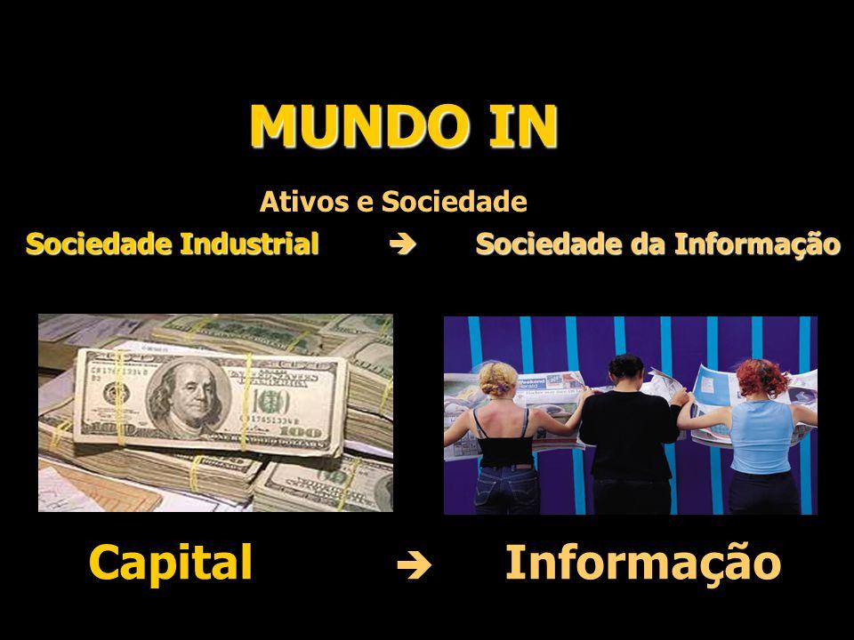 MUNDO IN Capital  Informação Ativos e Sociedade