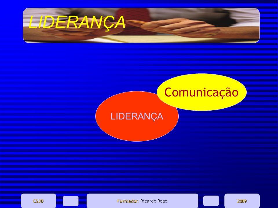 Comunicação LIDERANÇA