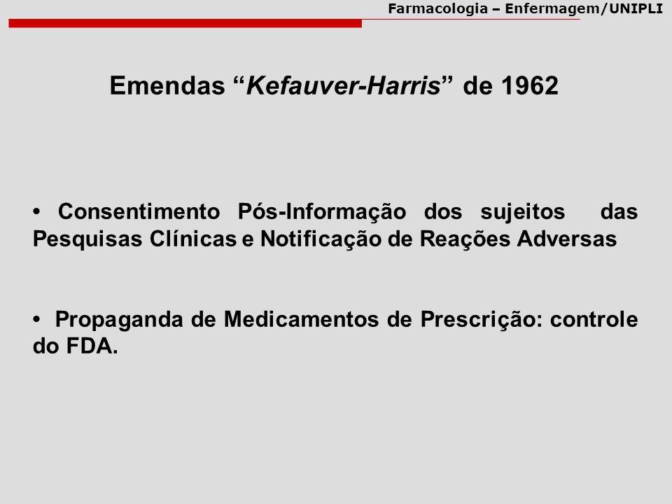 Emendas Kefauver-Harris de 1962