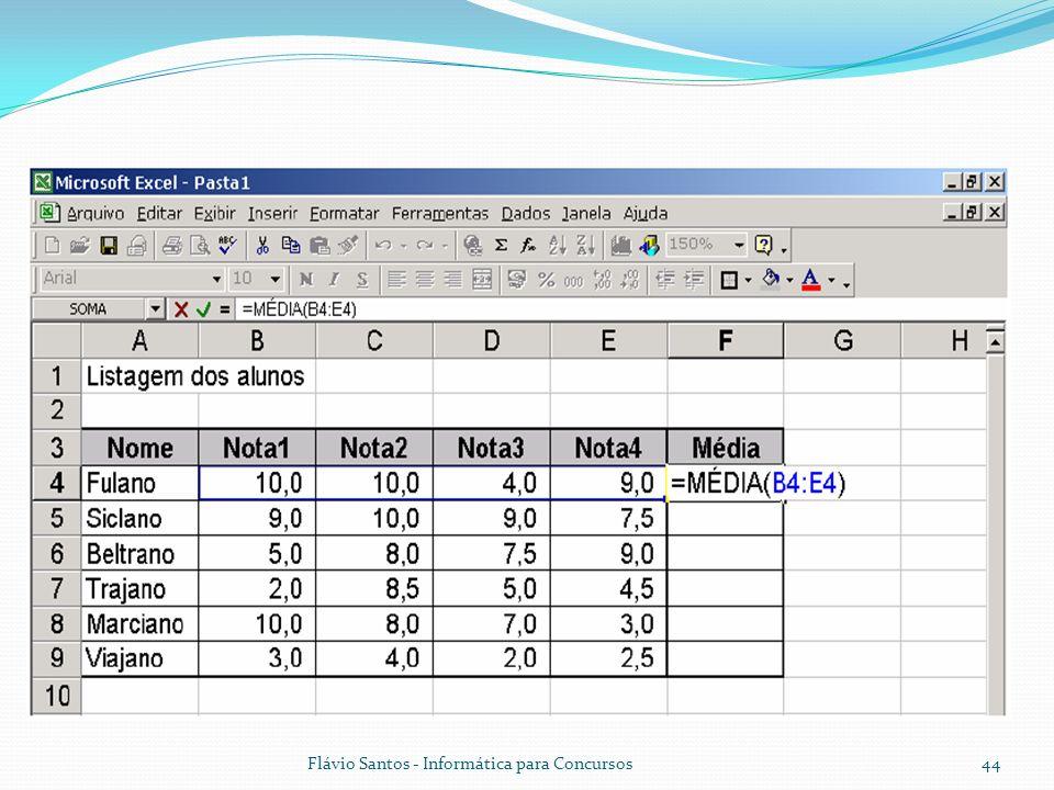Flávio Santos - Informática para Concursos