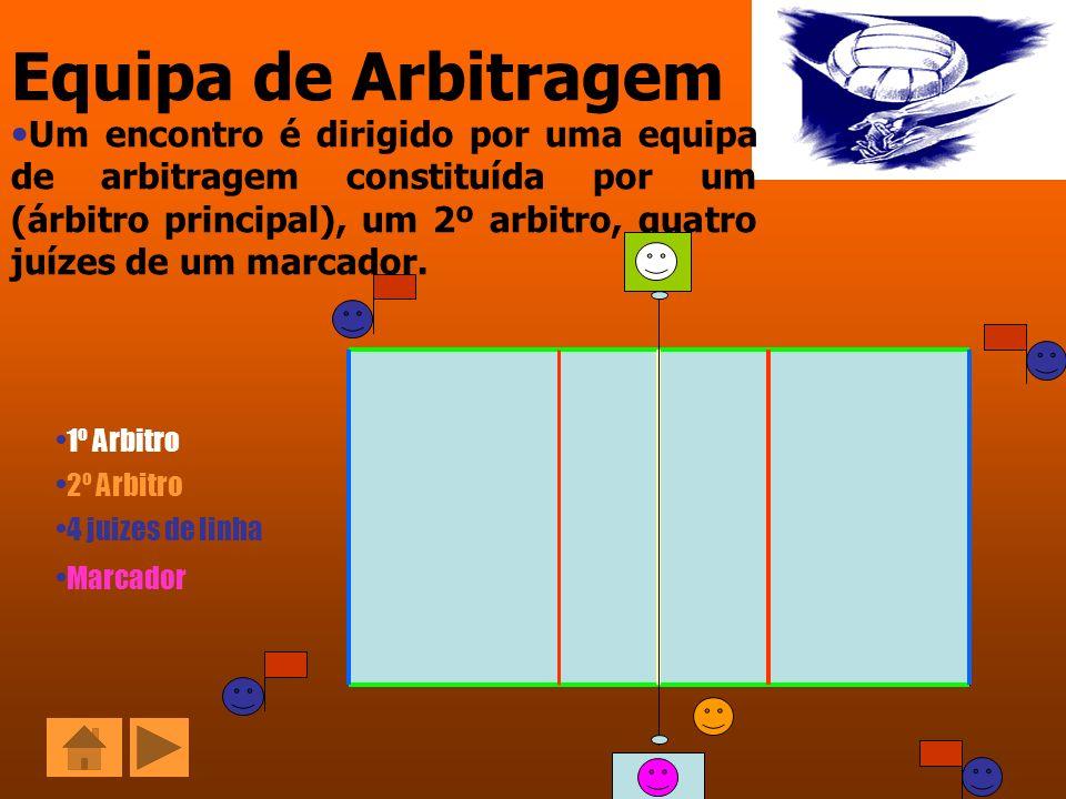 Equipa de Arbitragem