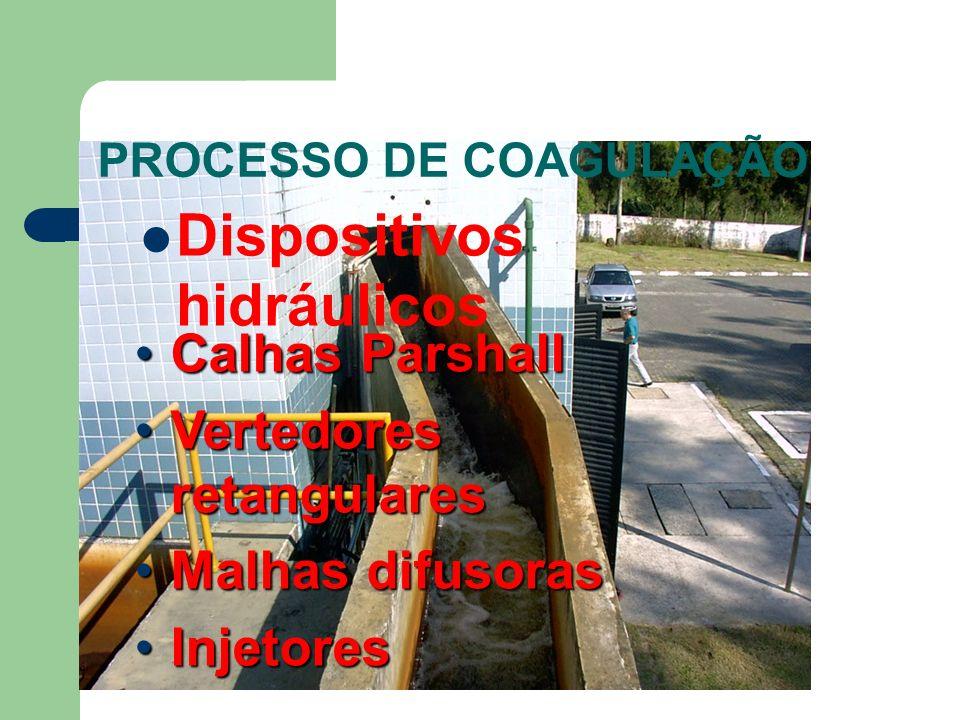 PROCESSO DE COAGULAÇÃO