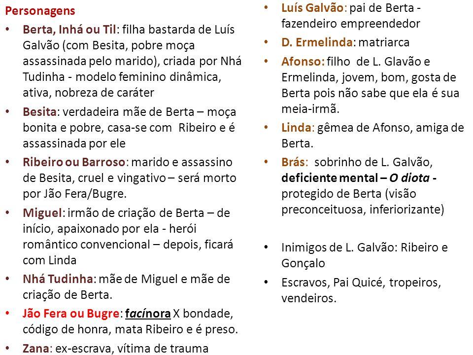 Luís Galvão: pai de Berta - fazendeiro empreendedor