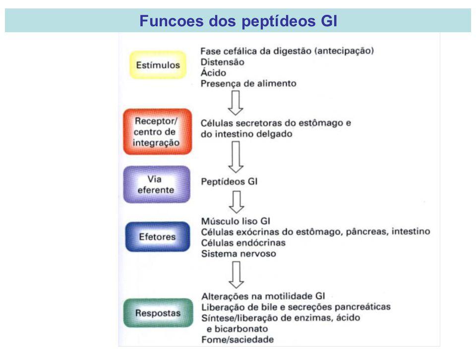 Funcoes dos peptídeos GI